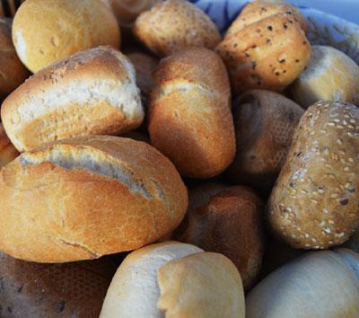 Pane Fresco a Colazione