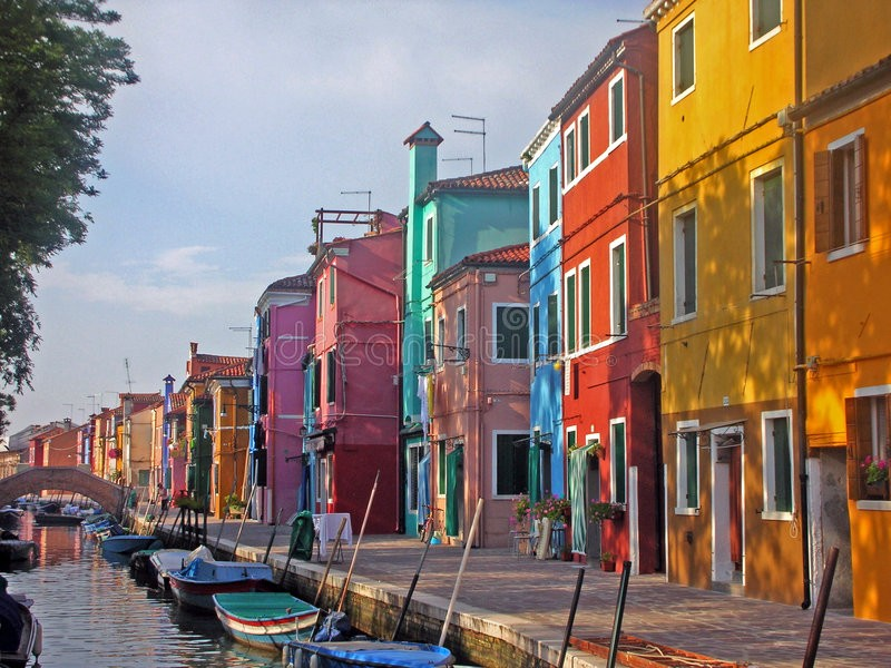 Book your holiday in September and we will give you a trip to Burano